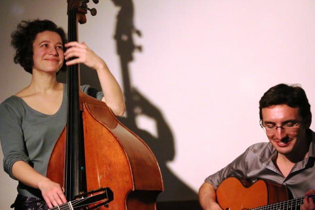 Jazz manouche Lille Nord Mariage