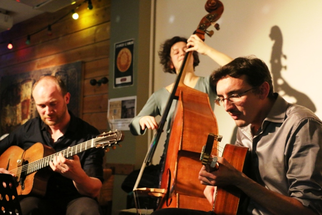 Groope jazz Manouche - Lille