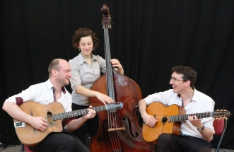 Groupe jazz manouche Lille