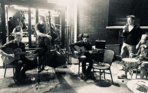 concert jazz manouche à Lille