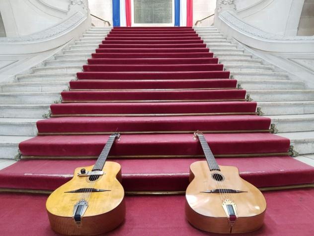 Concert jazz manouche à Roubaix